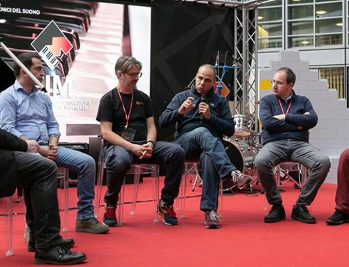 FIM 2019 – La formazione dei tecnici del suono: Conoscere la musica